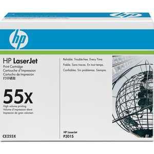 Картридж HP CE255X цена