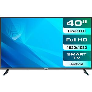 LED Телевизор Prestigio PTV40SS04YCISBK черный