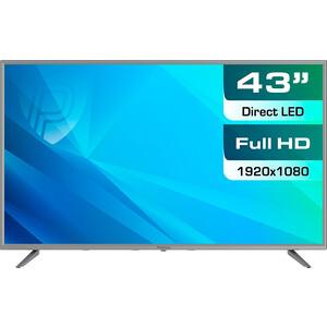 LED Телевизор Prestigio PTV43SN04YCISML серебристый