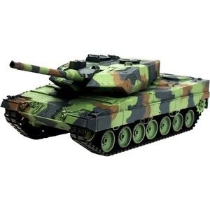 Радиоуправляемый танк Heng Long German Leopard II A6 Pro масштаб 1:16 2.4G - 3889-1PRO V5.3