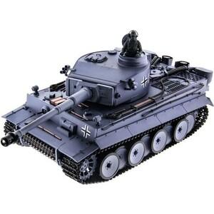 Радиоуправляемый танк Heng Long German Tiger масштаб 1:16 2.4G - 3818-1 V7.0