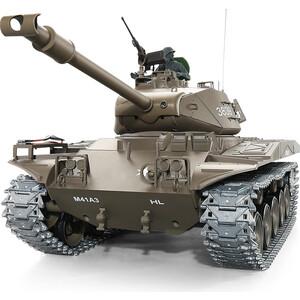 Радиоуправляемый танк Heng Long US M41A3 Bulldog масштаб 1:16 2.4 G - 3839-1 V7.0