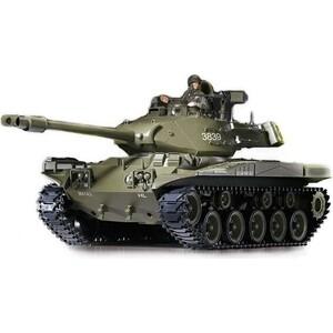 Радиоуправляемый танк Heng Long Walker Bulldog масштаб 1:16 40Mhz - 3839-1Upg V7.0
