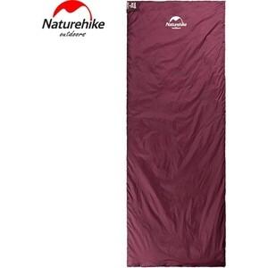 Спальный мешок Naturehike Mini Ultralight Sleeping Bag L Burgundy Red