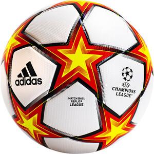 Мяч футбольный Adidas UCL Lge Ps арт. GT7788, р.5, 32 пан, FIFA Quality, ТПУ, термосш., мультиколор