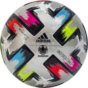 Мяч футбольный сувенирный Adidas Unifo Finale Mini арт. FT8306, р.1, ПУ, 6 пан., термосш., мультиколор