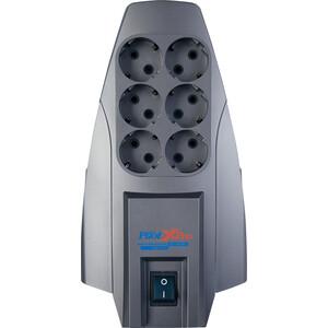 Сетевой фильтр Pilot X-Pro (10 м, 6 розеток)