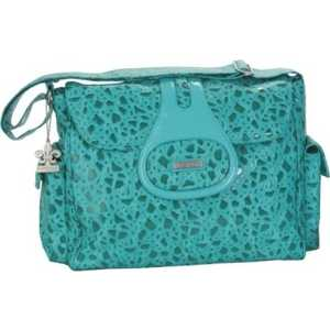 Сумка для мамы Kalencom Elite bag on the rocks (teal)