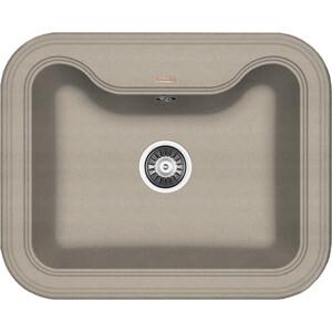 Кухонная мойка Florentina Крит 630 песочный FG (20.110.D0630.107)