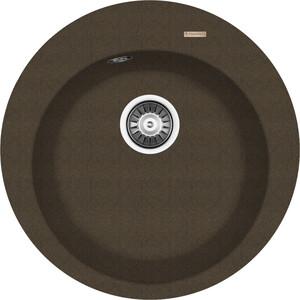 Кухонная мойка Florentina Никосия D510 коричневый FG (20.135.B0510.105)