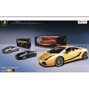 Rastar Машина на радиоуправлении 1:24 Lamborghini 26300 rastar 39000 lamborghini murcielago lp670 4