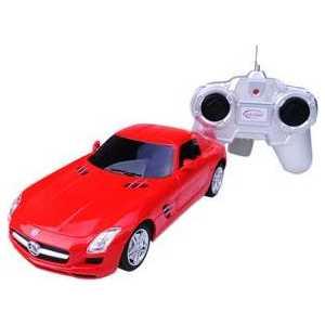 Rastar Машина на радиоуправлении 1:24 Mercedes sls amg 40100 радиоуправляемый автомобиль rastar 1 18 mercedes benz sls amg 54100 серебристый