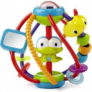 Bright Starts Игрушка развивающая Логический шар 9051 игрушка развивающая логический квадрат артикул д020