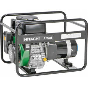 Генератор бензиновый Hitachi E35SB генератор бензиновый hitachi e24sc