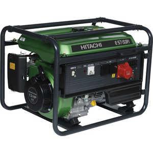 Генератор бензиновый Hitachi E57S (3P) элемент пельтье как генератор электроэнергии для дачи