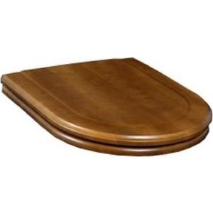 Сиденье для унитаза Villeroy Boch Hommage массив березы, орех (9926 6100)