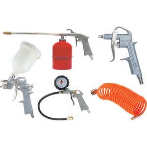 Набор пневмоинструмента Fubag Kit 5A 5 предметов (120101)