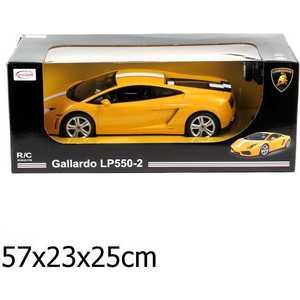 Rastar Машина на радиоуправлении Lamborghini Gallardo Lp550-2 1:10 52500- цена