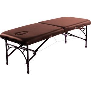 Складной массажный стол Vision Fitness Apollo I Коричневый (Chocolate) vision fitness apollo xform коричневый chocolate