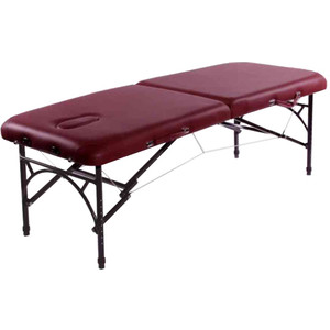 Складной массажный стол Vision Fitness Apollo I Бордовый (Wine) vision fitness apollo xform коричневый chocolate