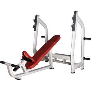 Многофункциональная скамья Bronze Gym H-025 голень машина bronze gym d 017