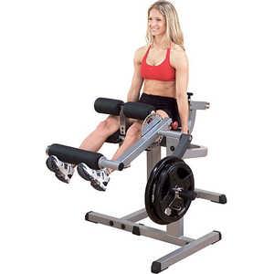 Сгибание-разгибание ног Body Solid GCEC 340 разгибание ног сидя pangolin 9002