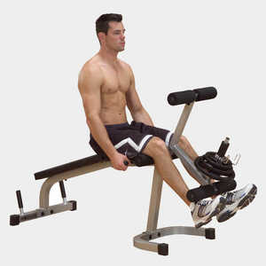 цена на Скамья для ног Body Solid GLCE-65