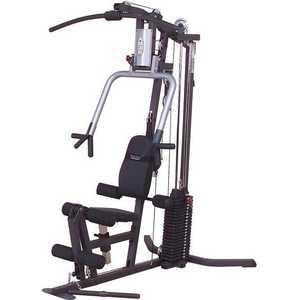 Мультикомплекс Body Solid G3S многофункциональный тренажер с одним весовым стеком body solid g3s selectorized