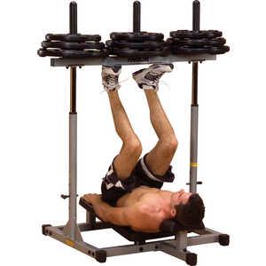 Фото - Вертикальный жим ногами Body Solid Powerline PVLP156 кроссовер body solid на свободных весах powerline pcco90x