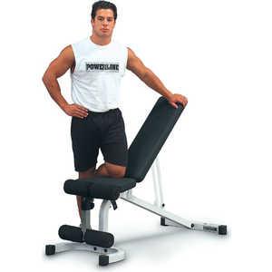 Универсальная регулируемая скамья Body Solid Powerline PFID130 solid 6164223