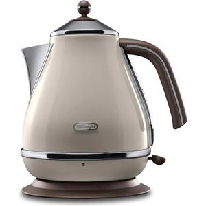 Чайник электрический DeLonghi KBOV 2001.BG чайник delonghi kbov 2001 bk