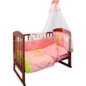 Комплект постельного белья Золотой гусь Little Friend (розовый) 2066 постельный сет 7 предметов золотой гусь сладкий сон розовый