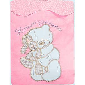 Комплект постельного белья Золотой гусь Сабина (розовый) 2216