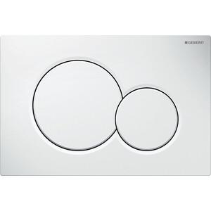 Кнопка смыва Geberit Sigma 01 альпийский белый (115.770.11.5)