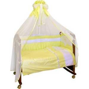 Комплект постельного белья Сонный Гномик Пушистик (желтый) 710/4Б