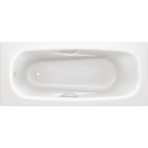 Ванна стальная BLB Universal Anatomica hg 170х75 см 3.5 мм с отверстиями для ручек шумоизоляцией (B75LTH001)