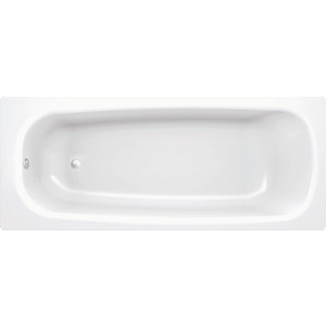 Ванна стальная BLB Universal HG 160х70 с ножками и шумоизоляцией (B60HAH001, APMROS100)
