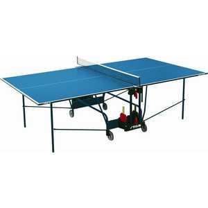 Теннисный стол Donic-Schildkrot Indoor Roller 600 Blue (230286-B) теннисный стол donic delhi 25 blue без сетки