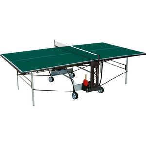 Теннисный стол Donic Indoor Roller 800 Green (230288-G) переноска клетка savic dog residence для животных д 122 х ш 76 х в 88 см хром