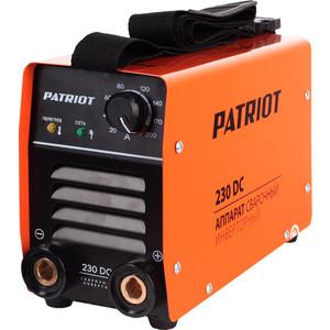 Сварочный инвертор PATRIOT 230DC Биробиджан Цены по объявлению