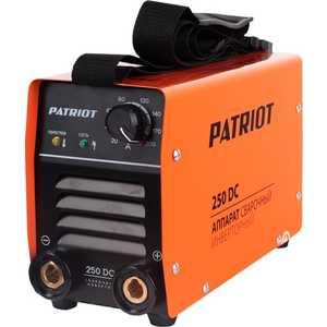 Сварочный инвертор PATRIOT 250 DC