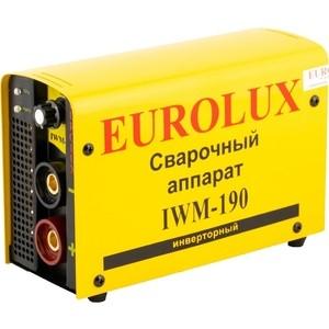 Сварочный инвертор Eurolux IWM-190 стоимость