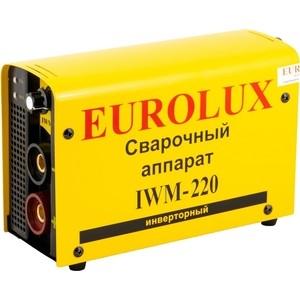 цена на Сварочный инвертор Eurolux IWM-220