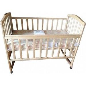 Кроватка Агат Золушка 1 слоновая кость 52105