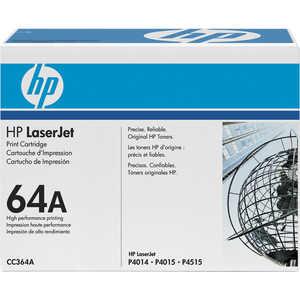 Картридж HP CC364A тонер картридж hp cc364x для нр lj 4015 4515 24 000 стр