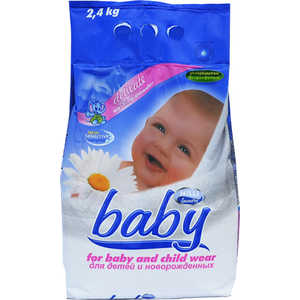 Детский стиральный порошок Baby Milli 2.4 кг (1359) sa8 baby концентрированный стиральный порошок для детского белья amway
