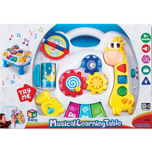 Keenway Музыкальный развивающий столик 32702