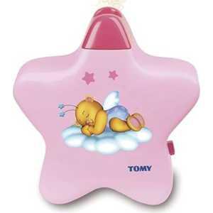Tomy Ночник Звездочка розовая звук ,свет 2013To карандаш звездочка от насморка отзывы