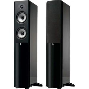 Напольная акустика Boston Acoustics A250 gloss black колонки boston acoustics 5 0 cs 260 ii black