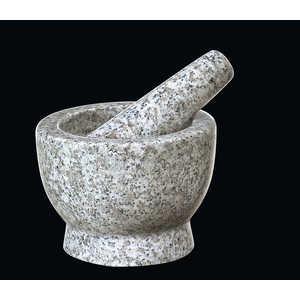 Ступка с пестиком гранитная Cilio Salomon 420197